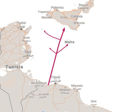 Libia Tunisia