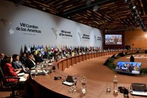 VIII Cumbre OEA