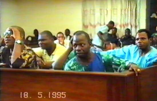 Ogoni-9-on-trial