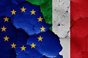 Le sfide internazionali del governo italiano: l'Unione Europea