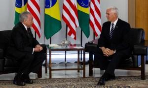 Il vertice Temer-Pence tra crisi venezuelana e accordi strategici