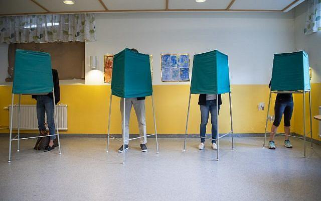 Svezia-elezioni-voto-urne