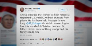 Turchia e USA: l'odissea del pastore e altre storie