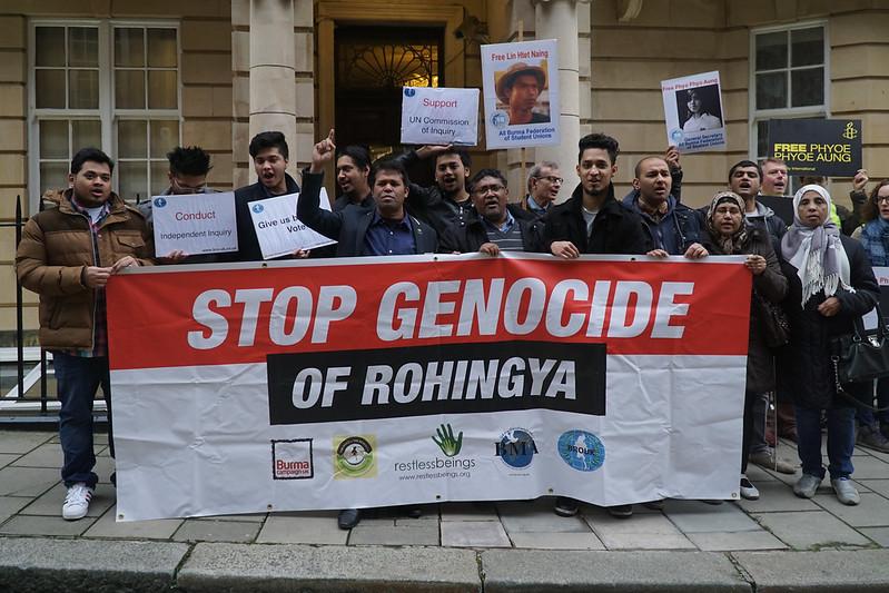 Stop genocide