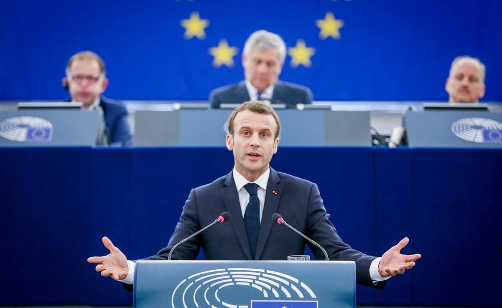 politica estera di Macron
