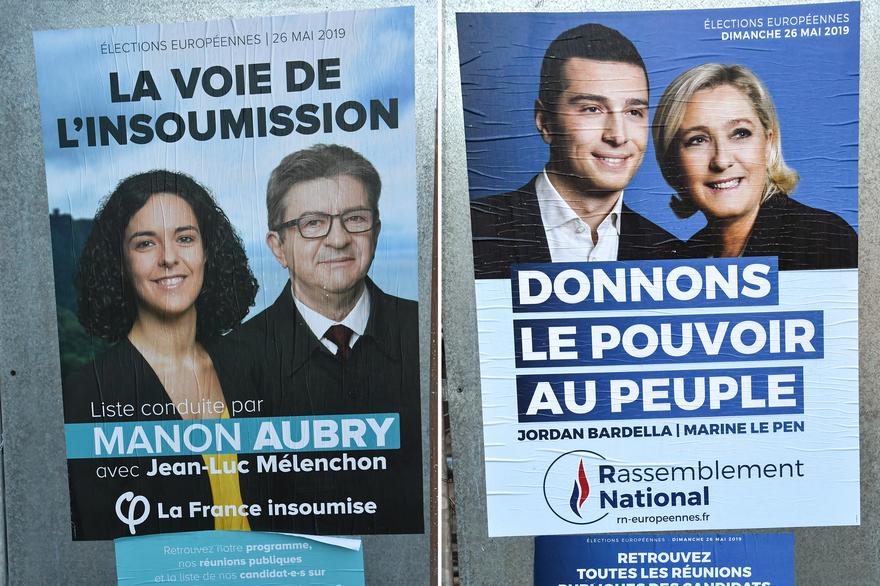 7797663147_les-affiches-de-campagne-des-listes-france-insoumise-et-rassemblement-national-pour-les-elections-europeennes.jpg