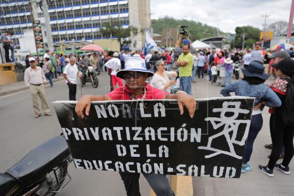 no a la privatizaciòn