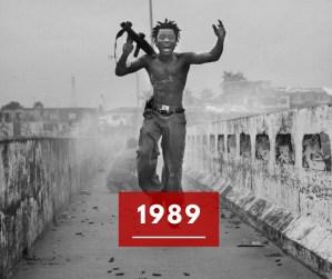 Ricorda 1989: l'inizio della prima guerra civile in Liberia
