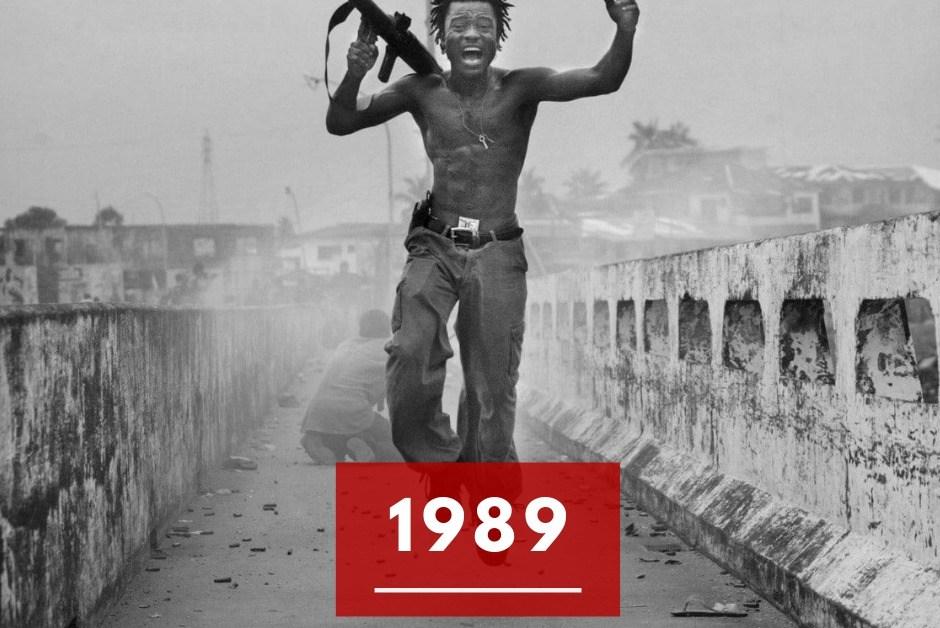 Ricorda 1989: l'inizio della prima guerra civile in Liberia | Lo Spiegone