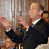 Ehud Olmert, 2005. Fonte: Wikimedia Commons
