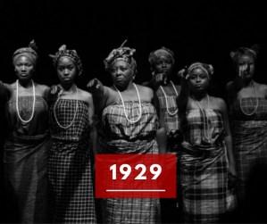 Ricorda 1929: La rivolta delle donne Aba