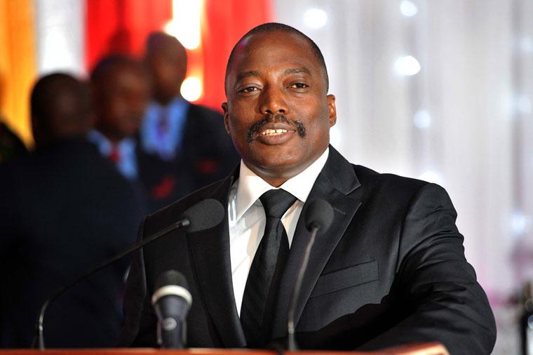 Joseph Kabila RDC
