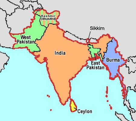 west east pakistan