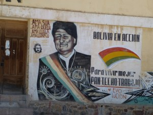 """Elezioni in Bolivia (parte 1): """"Gracias Evo, pero que descanse"""""""