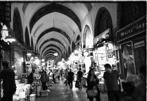 La funzione politica del bazar e il suo ruolo nelle Primavere arabe