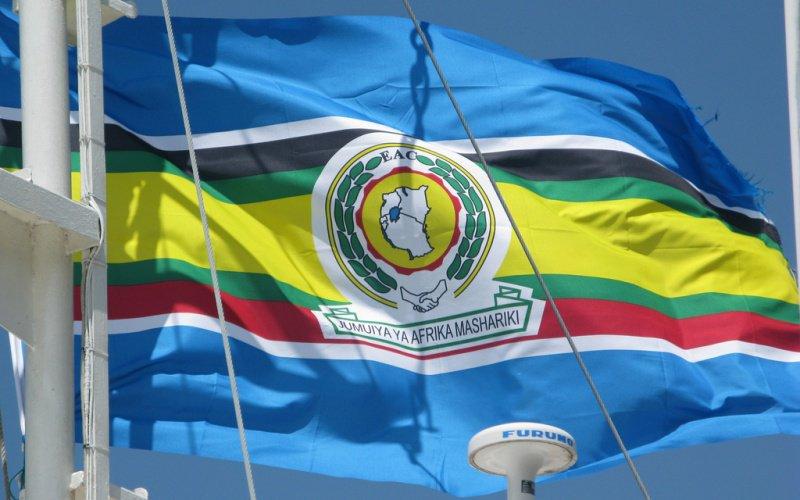 Bandiera EAC