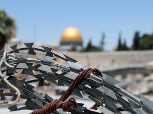 La politica di vicinato tra Israele e Palestina