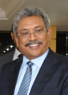 Gotabhaya Rajapaksa - Fonte: Wikimedia Commons