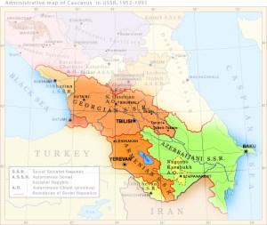 caucaso meridionale