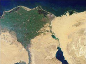 L'oro blu del Medio Oriente: il Nilo e la ripartizione delle sue acque