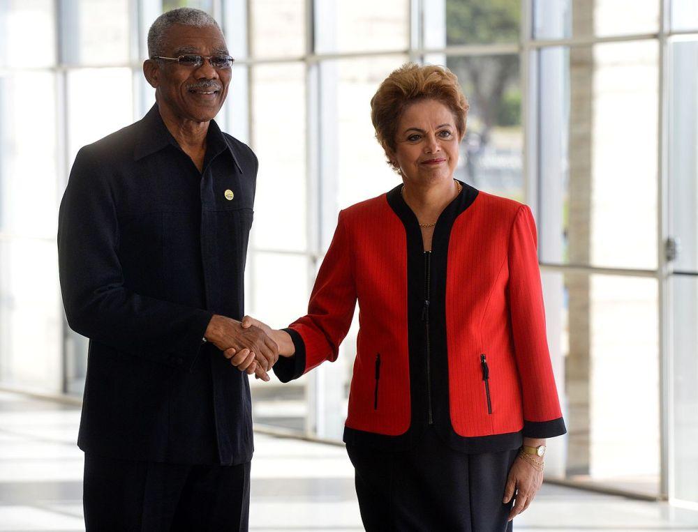 Dilma_Rousseff_e_David_Granger