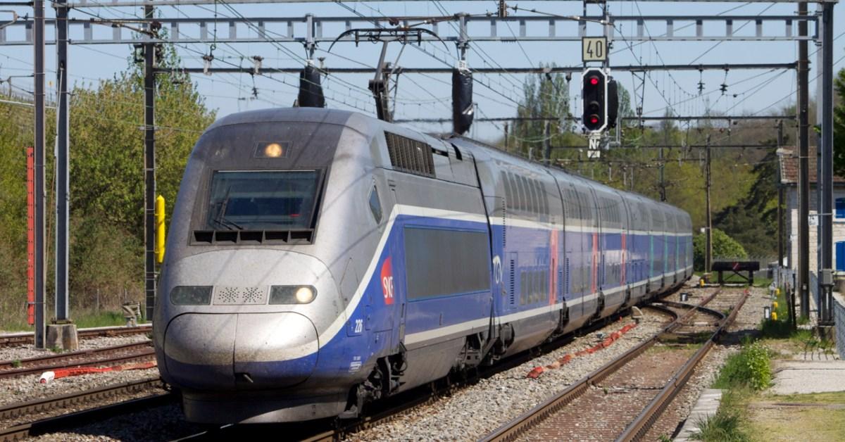 Treno in Francia