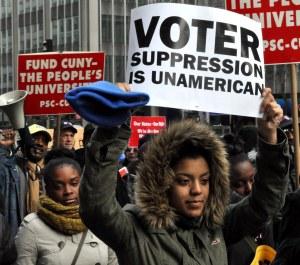 La voter suppression negli USA e il ruolo della Corte Suprema