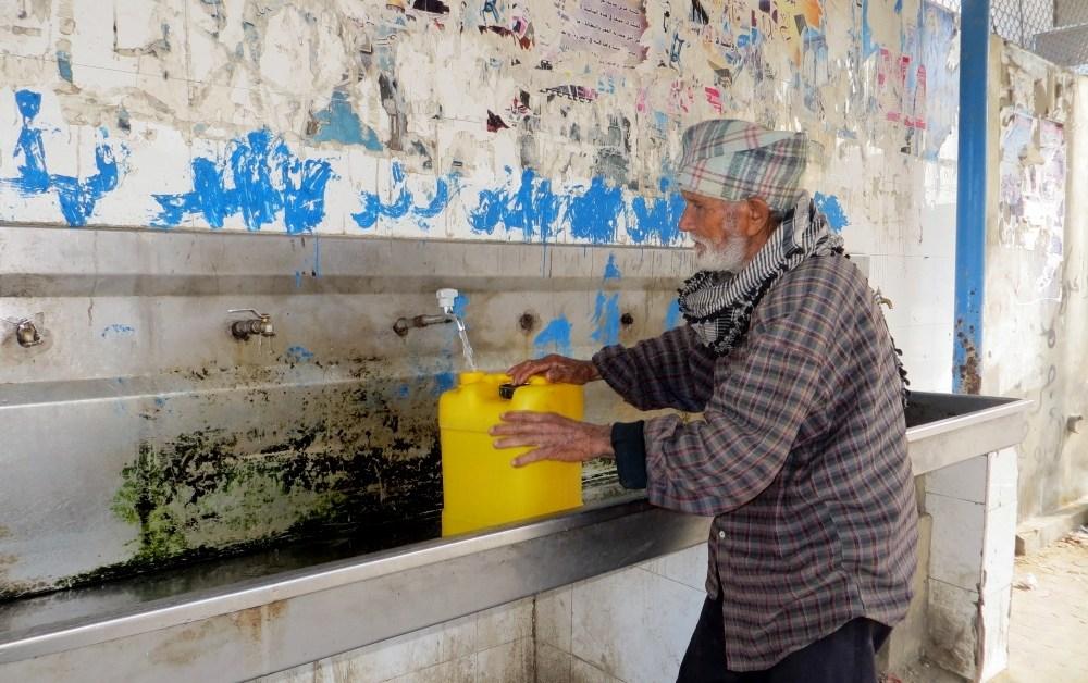 Acqua contesa tra Palestina e Israele