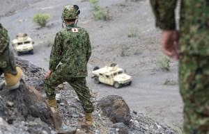 Il crisantemo nelle terre aride: politiche del Giappone sulla sicurezza nel continente africano