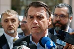 Il terreno sotto i piedi di Bolsonaro
