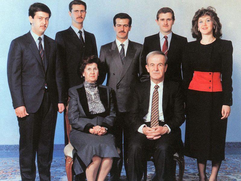 Capitalismo clientelare in Siria