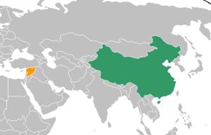 Il dragone cinese e il Medio Oriente: la Siria
