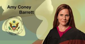 Il personaggio dell'anno: Amy Coney Barrett