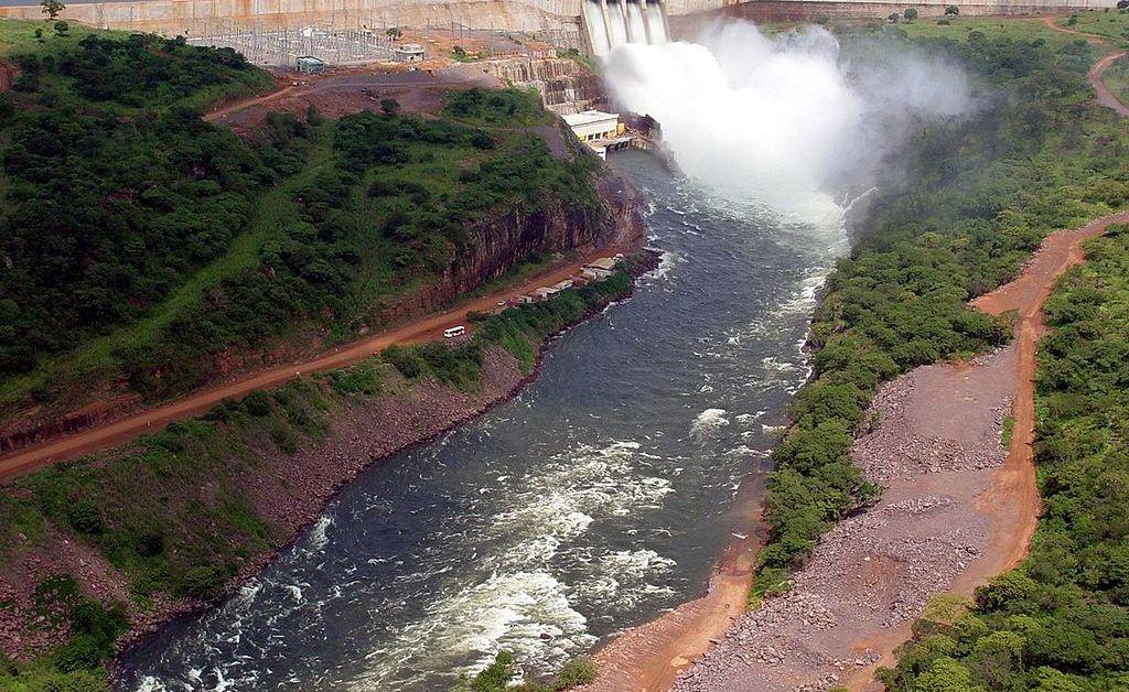 centrale idroelettrica di Caculo Cabaça