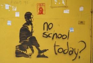 A scuola in Europa: l'abbandono scolastico