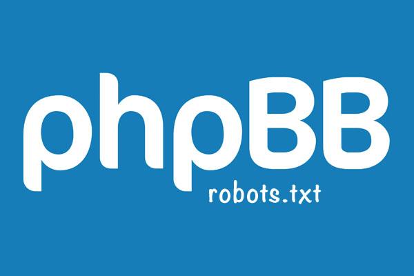 Файл robots.txt для форума на phpBB3