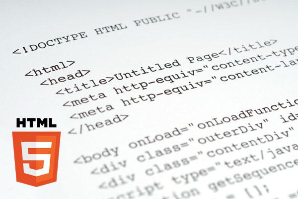 Структура HTML-документа для создания сайта (шаблон)