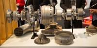 Il primo motore stampato in 3D in esposizione all'Avalon International Airshow