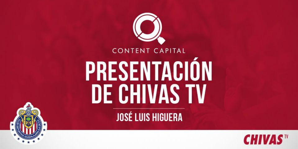 chivas tv lanzamiento