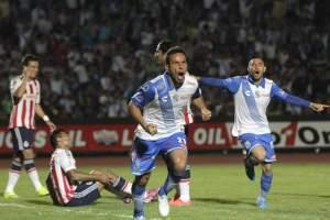 Copa MX Puebla Chivas Clausura 2015