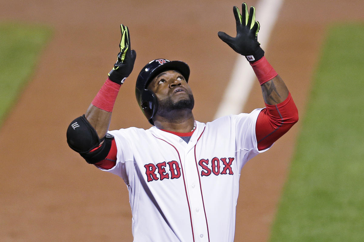David Ortiz Boston Red sox MLb