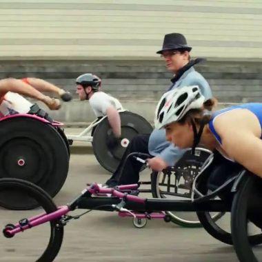 Los atletas paralímpicos también son héroes