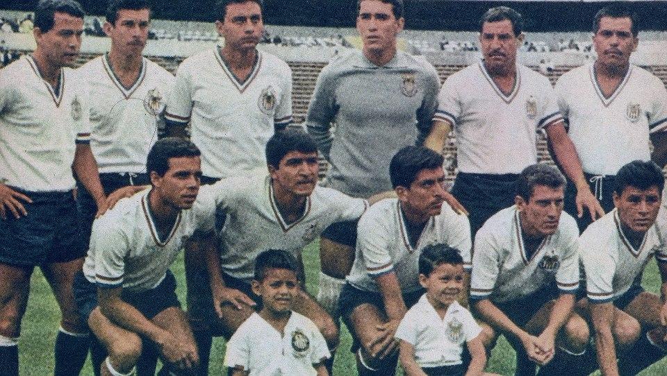 mexicano chivas 1967 d
