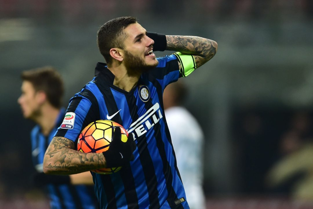 Mauro Icardi Inter de Milán