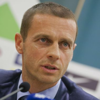 La UEFA tiene nuevo presidente: Aleksander Ceferin fue elegido
