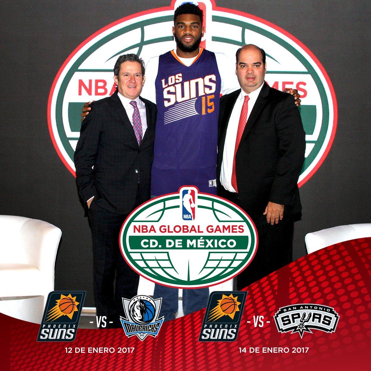 NBA México 2016