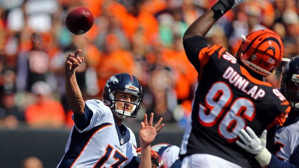 Broncos Trevor Siemian