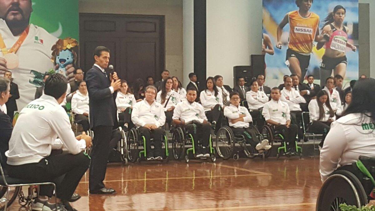 EPN Paralímpicos