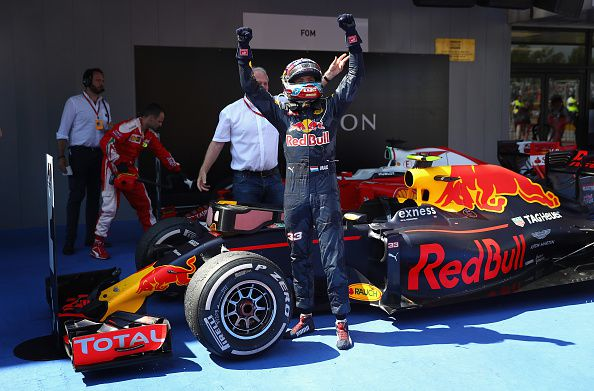 SP GP RED BULL