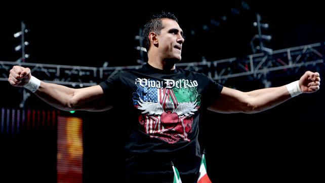 Alberto del Río WWE